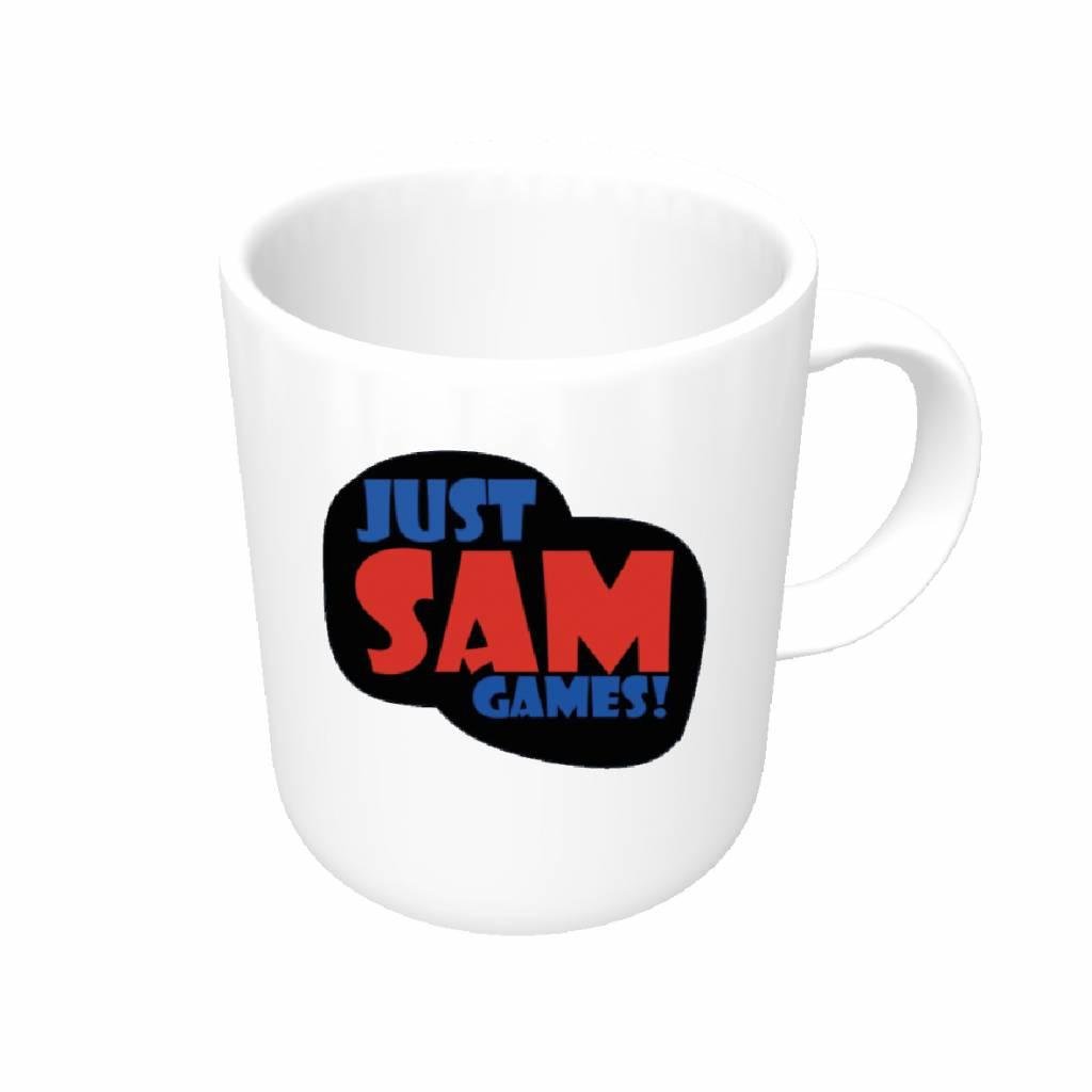 Mok met je eigen logo, tof als merchandise voor youtubers, vloggers en gamers