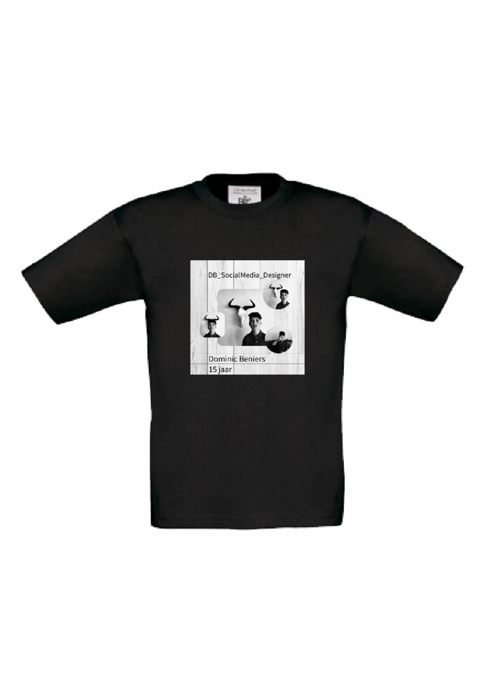 T-shirt met je eigen logo