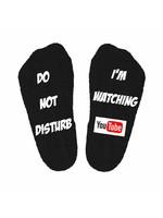 Do not disturb Youtube sokken