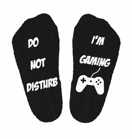 Do not disturb gaming sokken