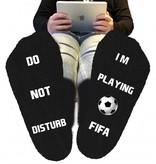 Do not disturb Fifa sokken