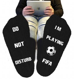 Do not disturb Fifa sokken