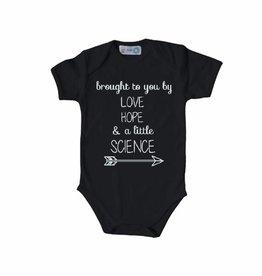 IVF baby romper