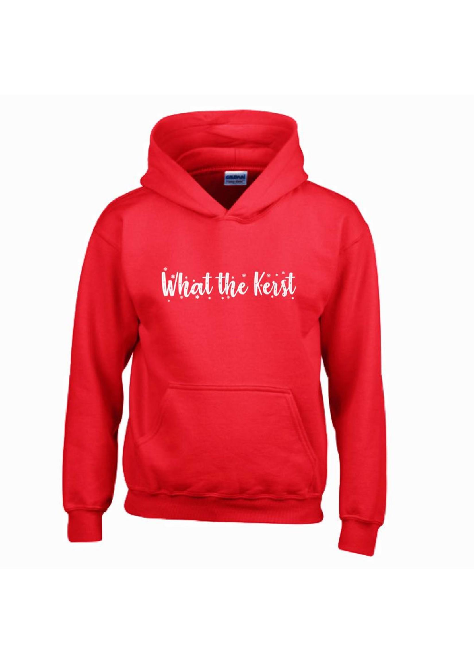 What the Kerst hoodie