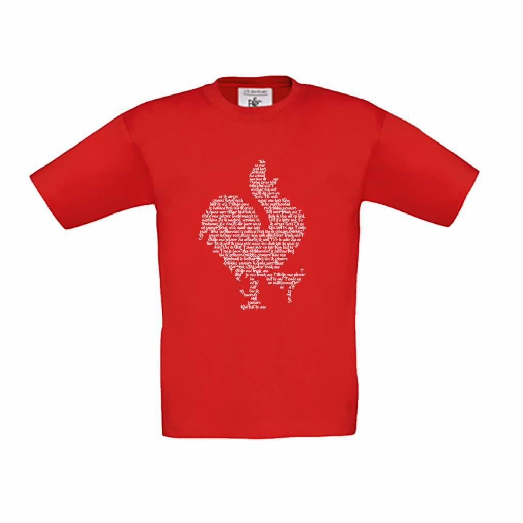 Nao 't Zuuje t-shirt