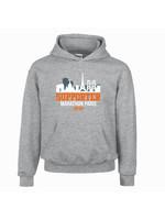 Marathon Parijs supporter hoodie