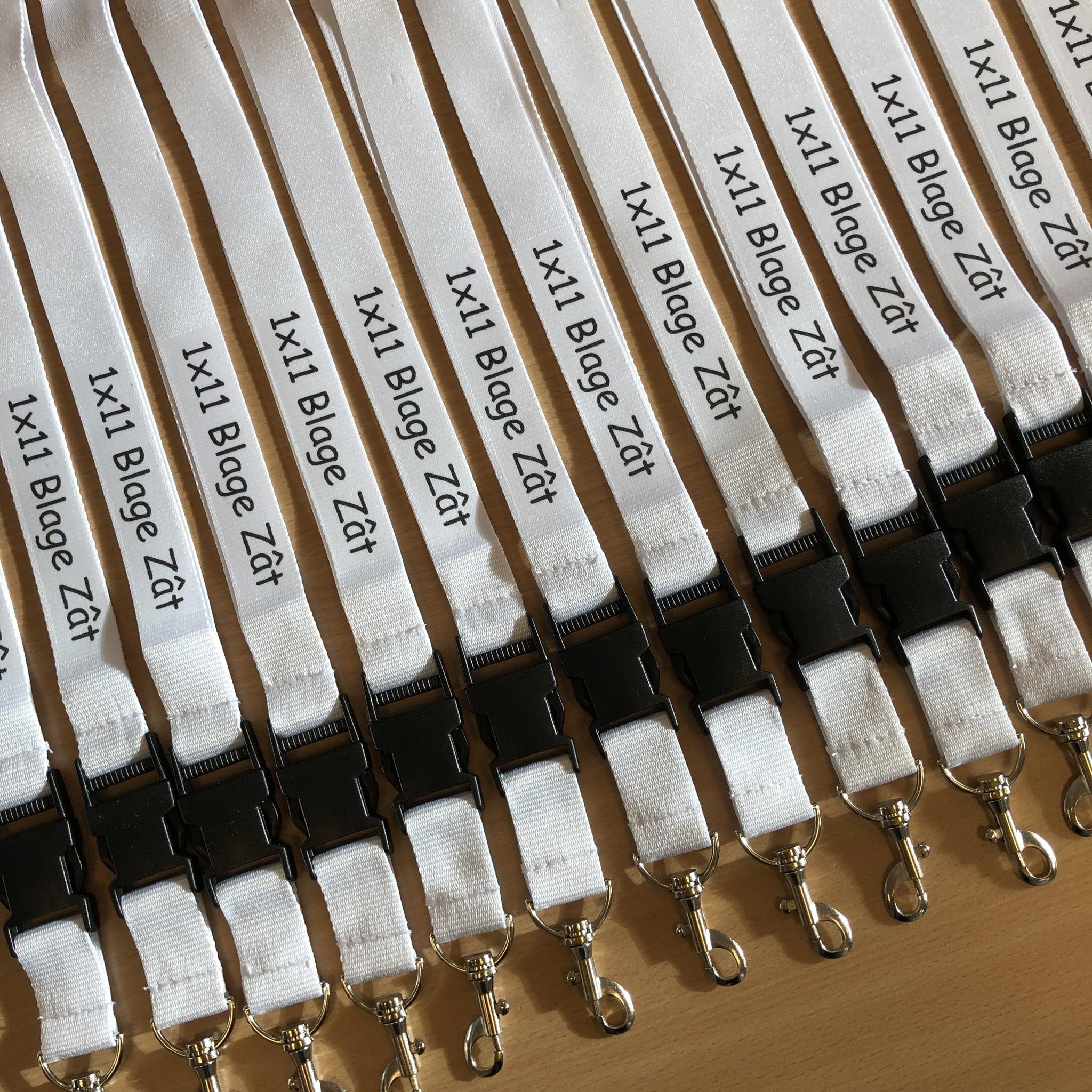 Keycord met naam