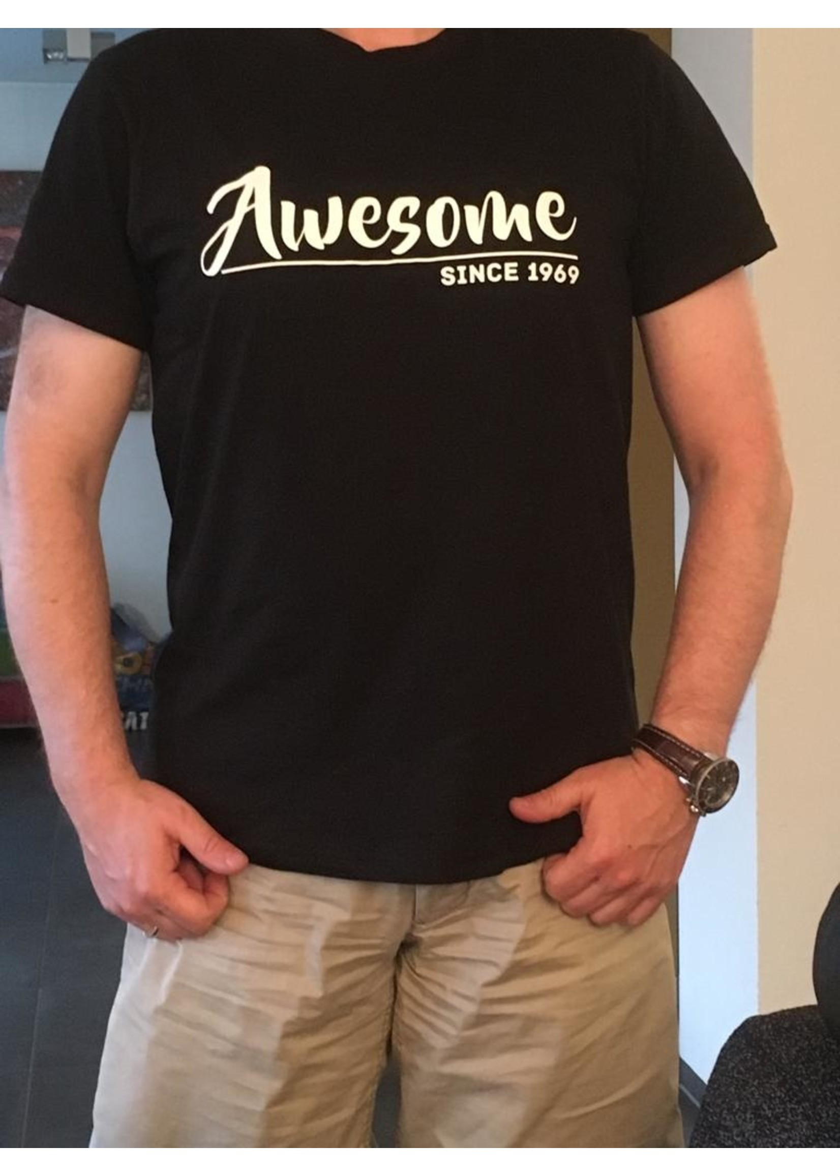 Awesome since t-shirt