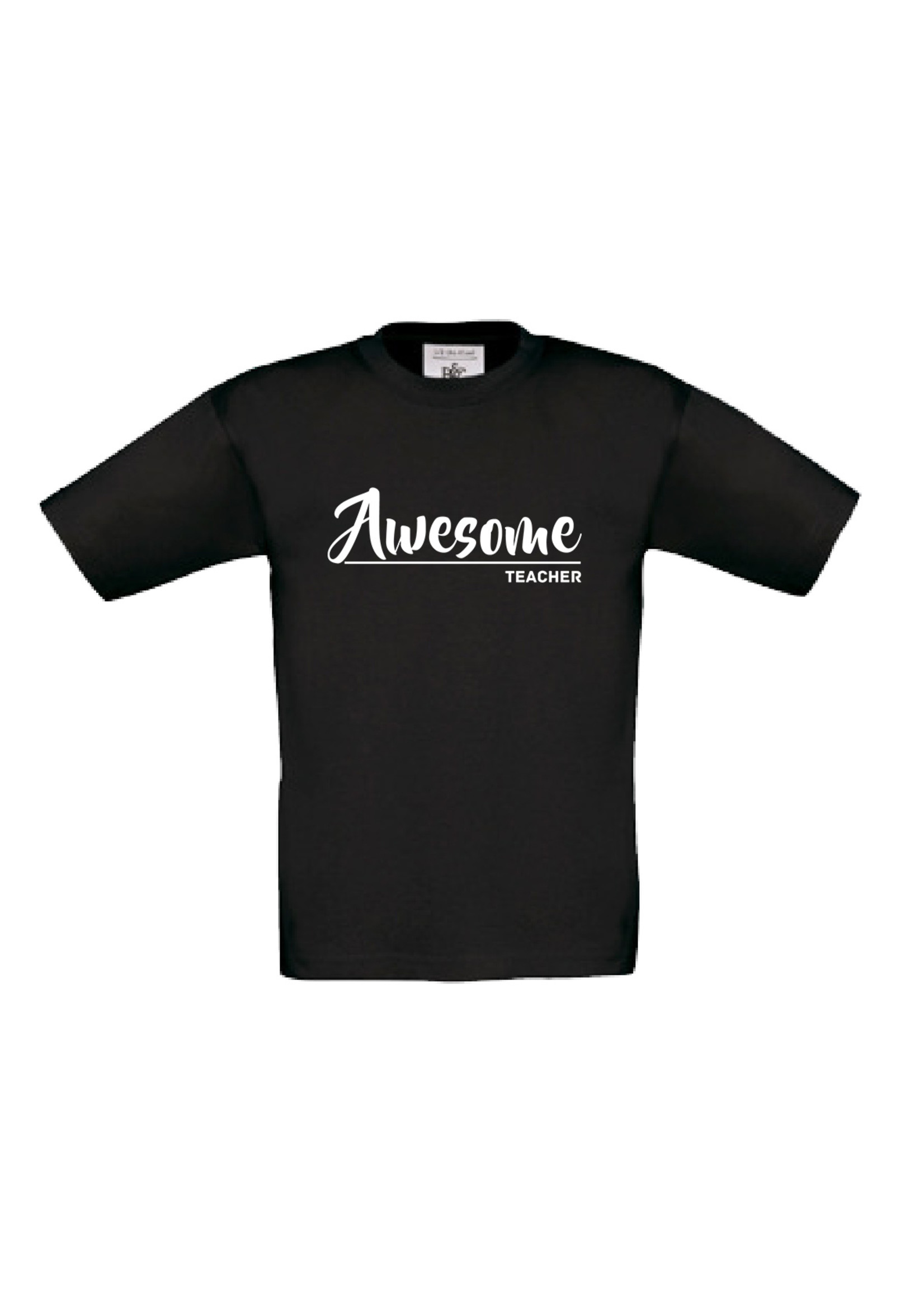 Awesome teacher shirt