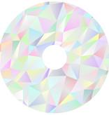 Rolstoelstickers voor spaakbeschermer - pastel geometrisch