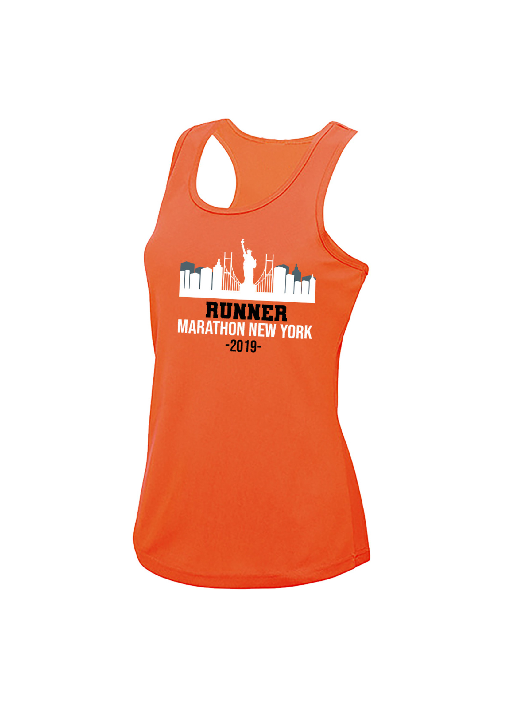 Hardlooptop Marathon New York