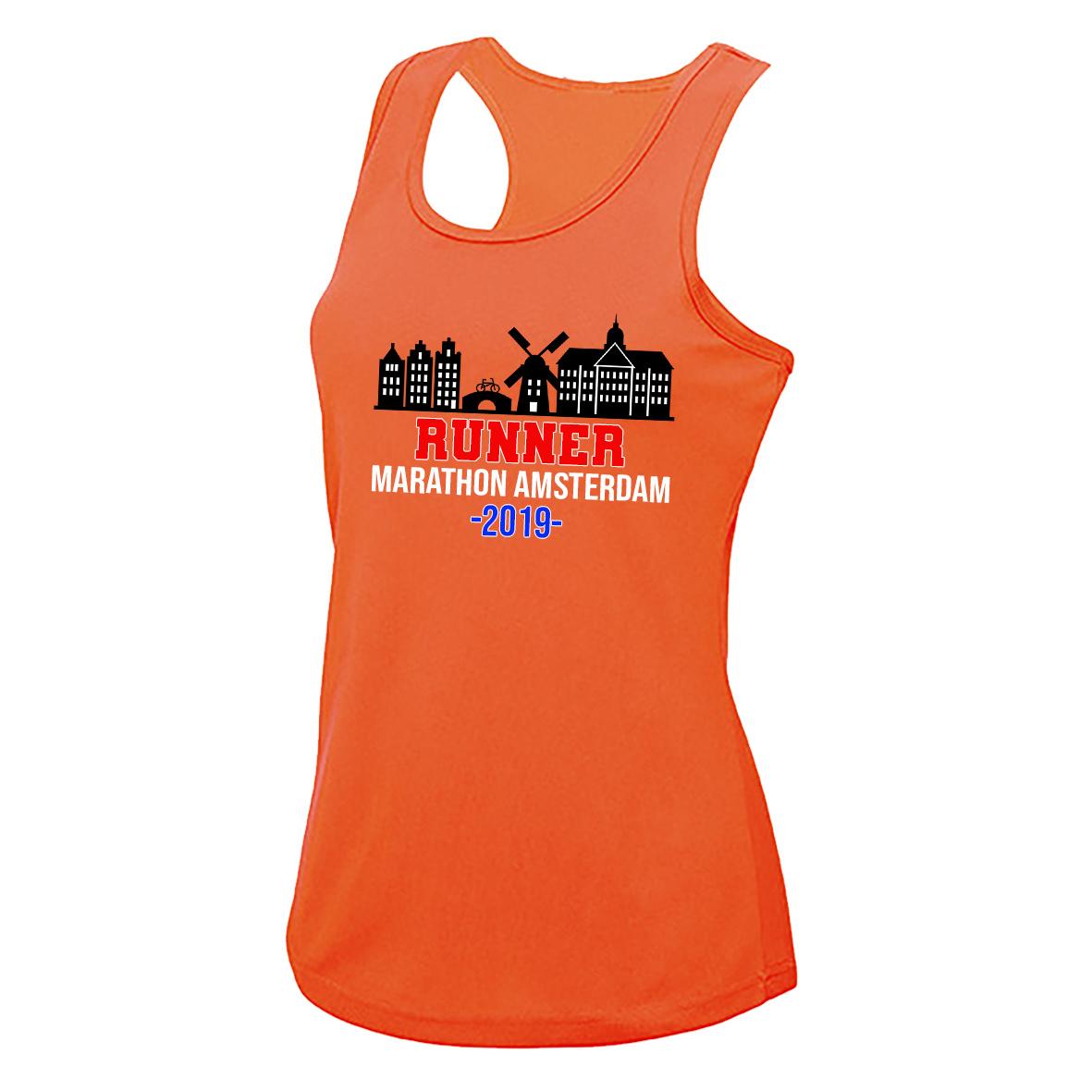 Hardlooptop Marathon Amsterdam