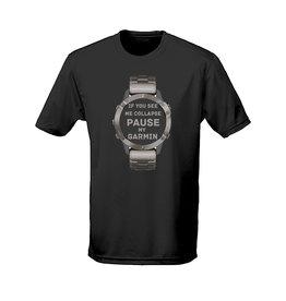 Hardloop shirt Garmin
