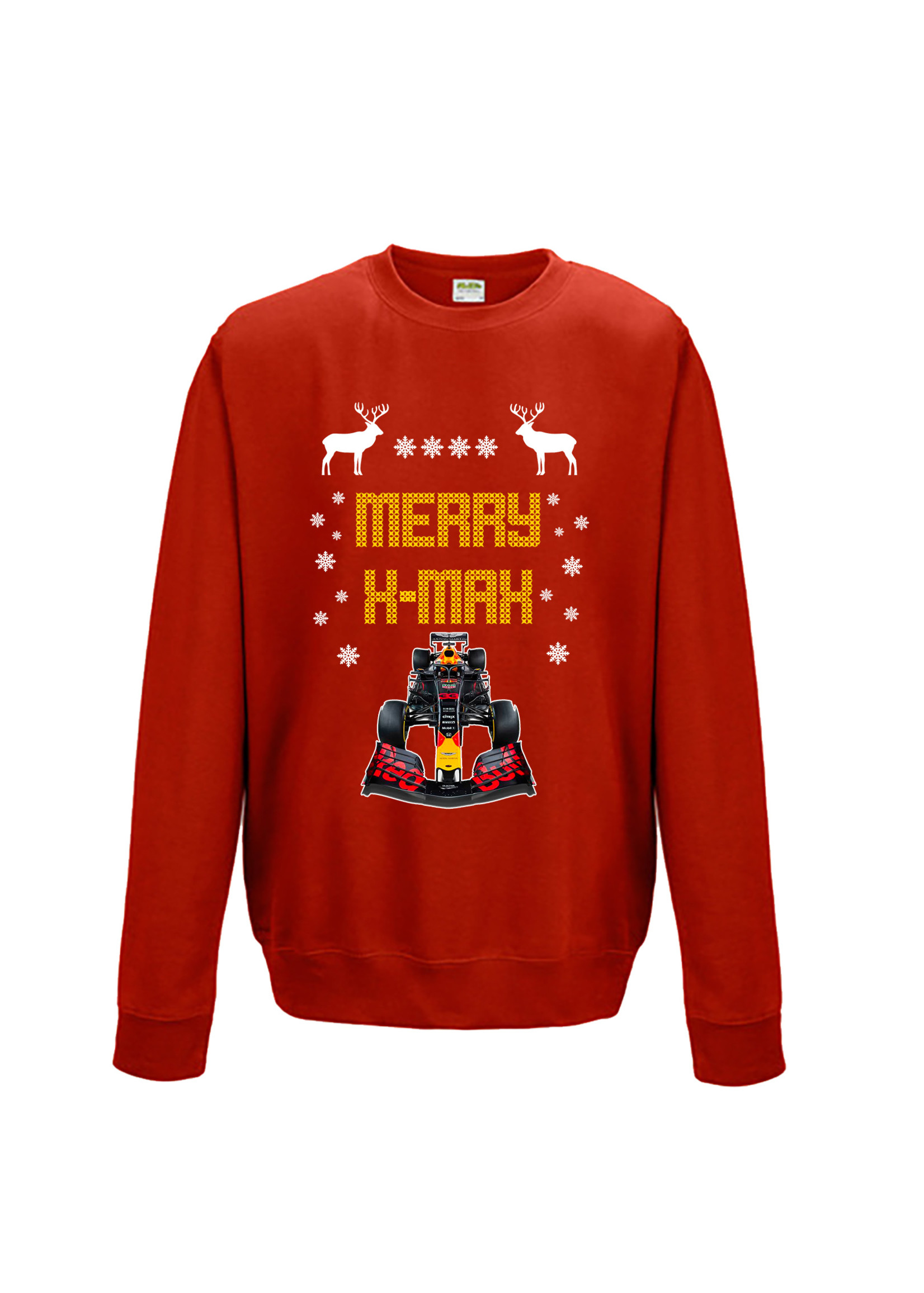 Merry X-Max sweater - rood