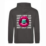 Maten en kleuren hoodies