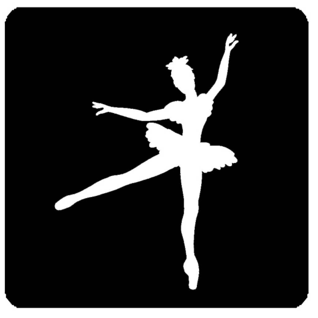 Балерина со снежинкой картинки