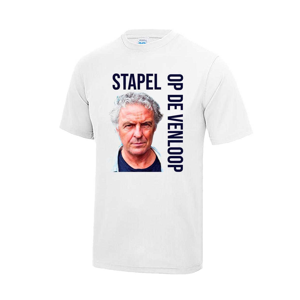 Sportshirt (Huub) Stapel op de Venloop