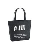 Vilten tas - #juf