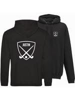 Hockey hoodie/vest met naam