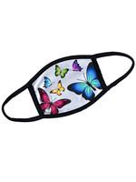 Mondkapje vlinders
