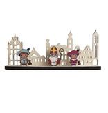 Skyline Venlo blank hout Sinterklaas