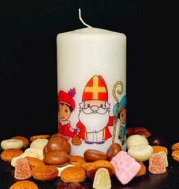 Sinterklaas kaars