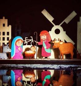 Skyline Kerstgroep