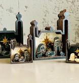 Kerstgroep in stadhuis Venlo miniatuur