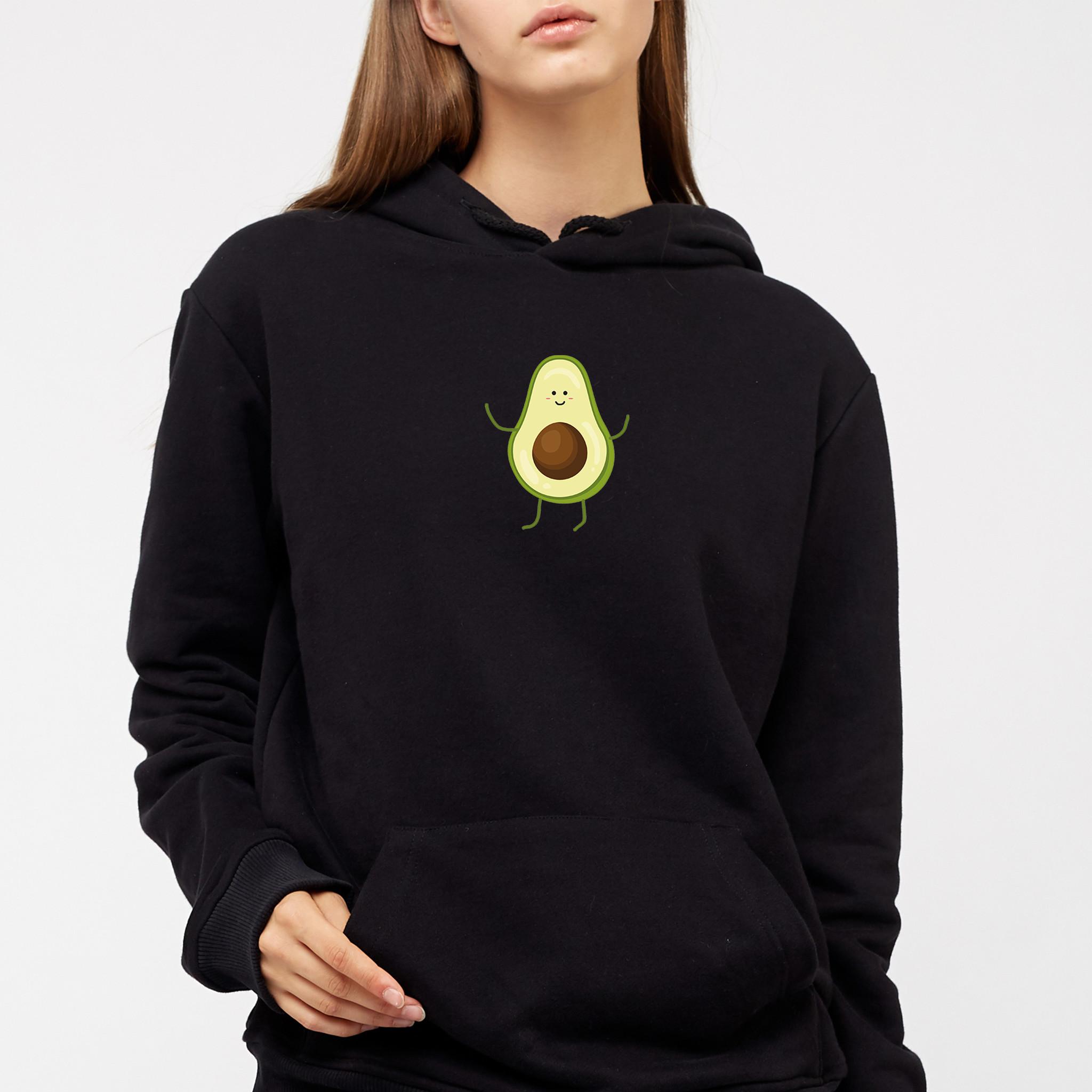 Hoodie avocado