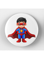Button Superman