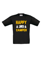 T-shirt happy camper