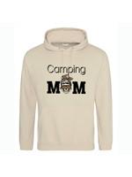 Camping mom hoodie