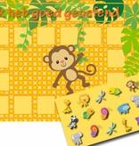 Beloningskaart Jungle