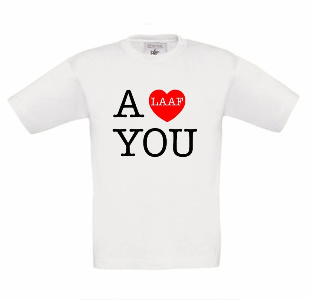 T-shirt Alaaf you