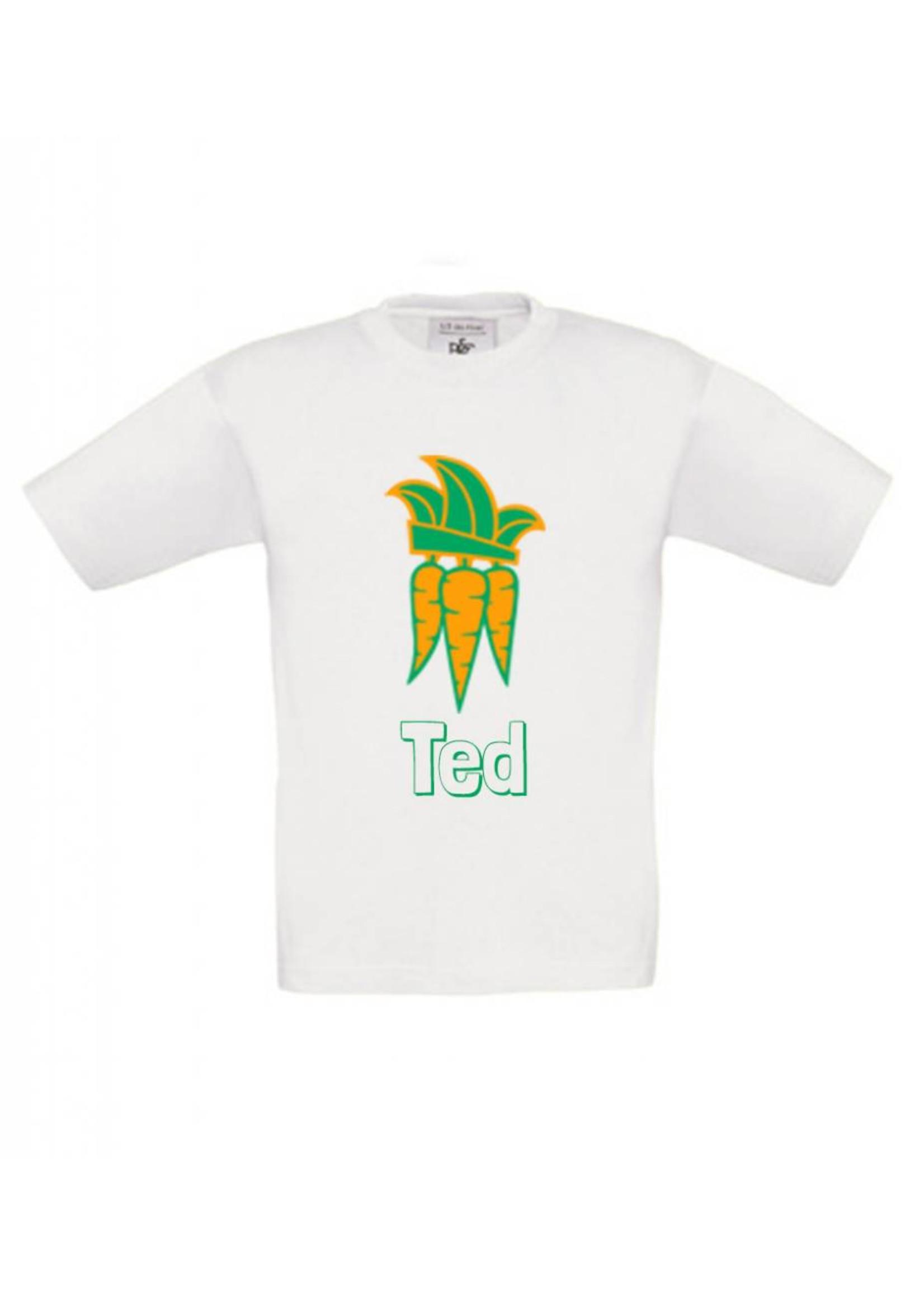 T-shirt Wortelepin