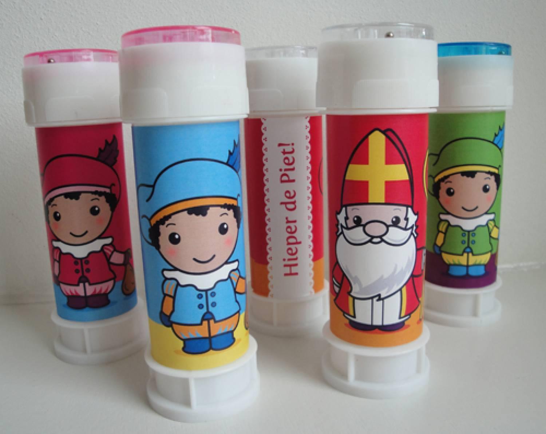 """Bellenblaas """"Sint en Piet"""""""