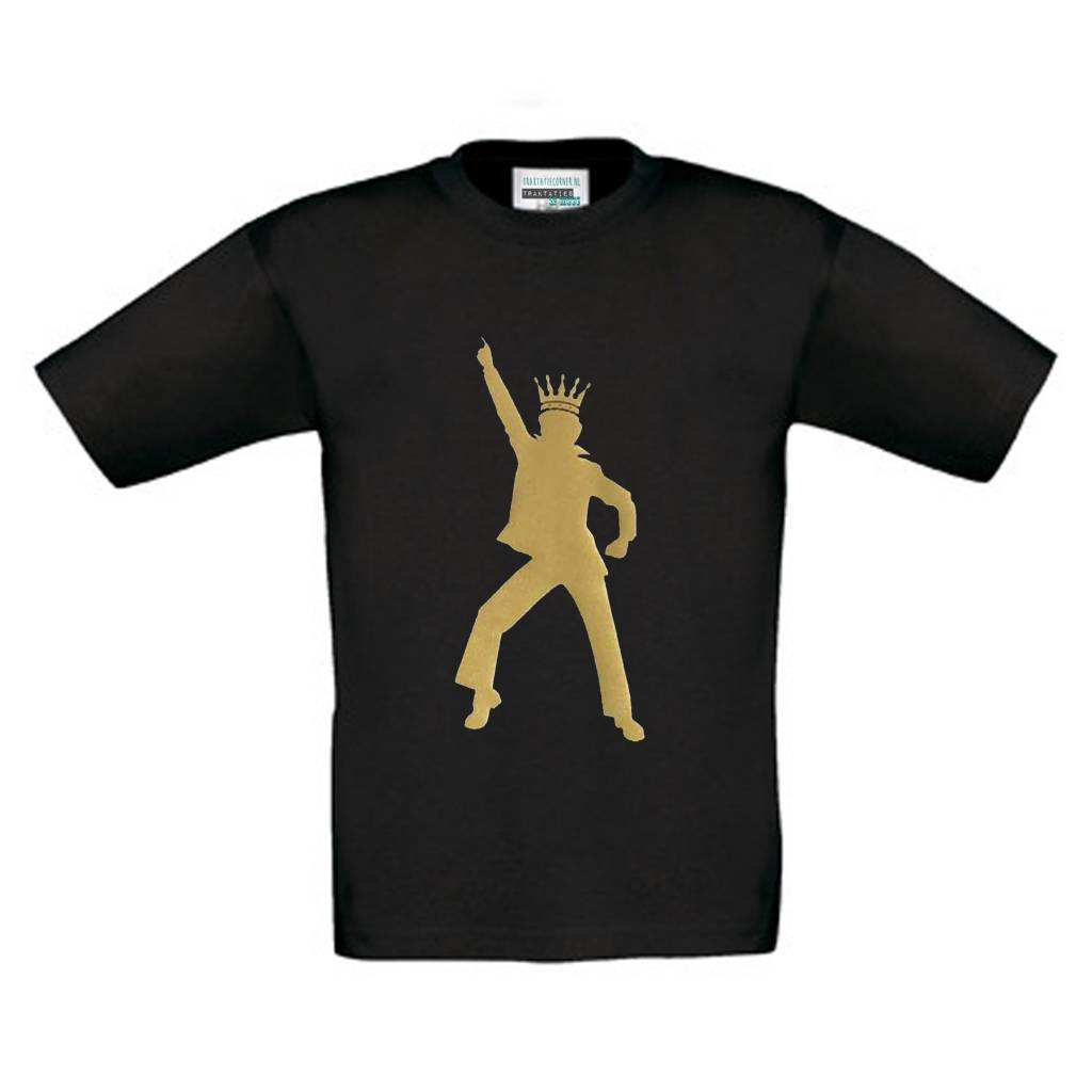 T-shirt Toppers disco king