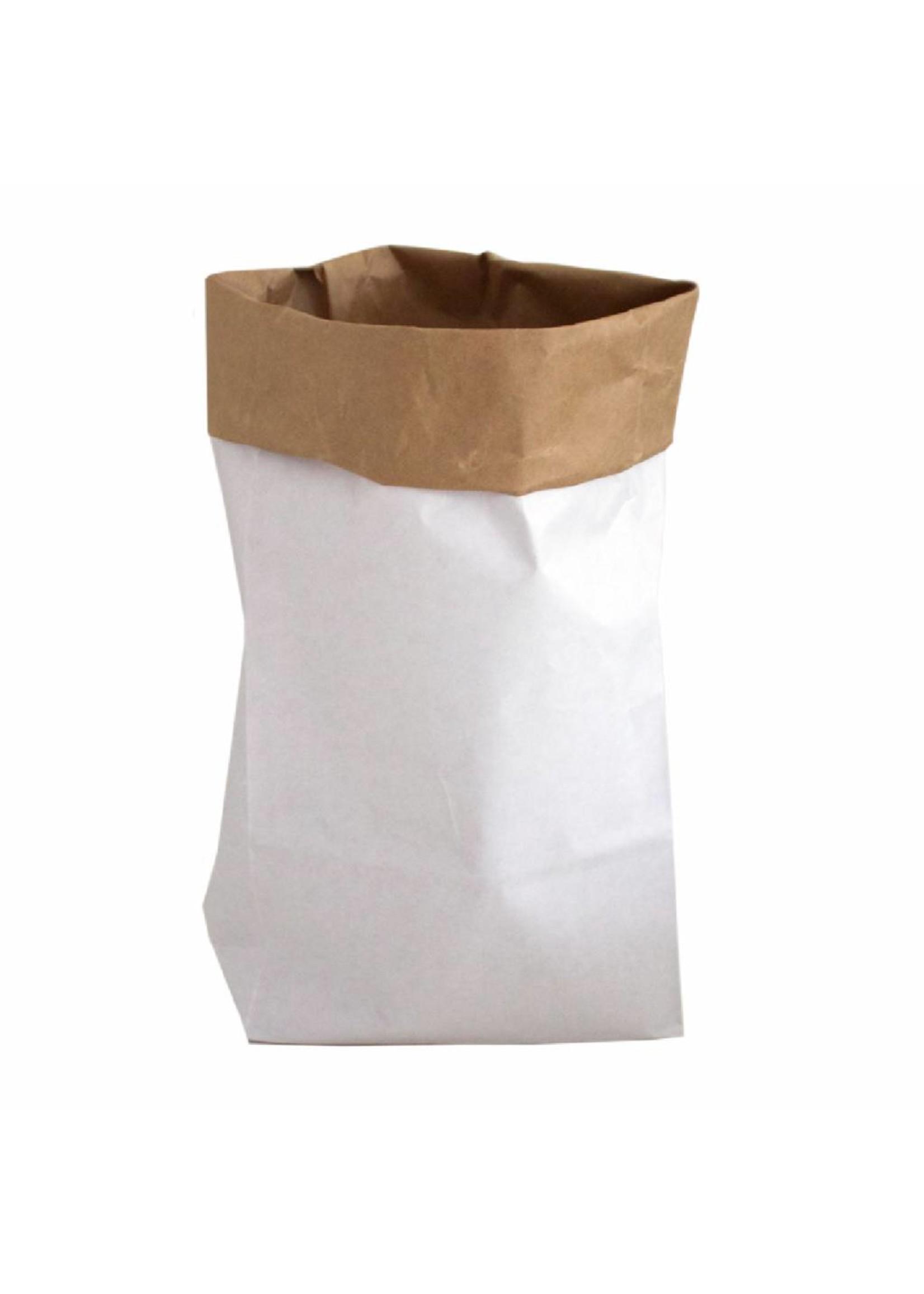 Papieren zak onbedrukt