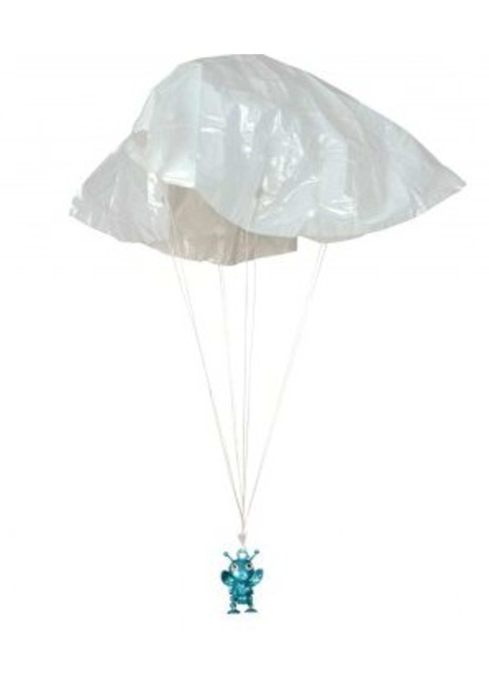 Ruimtewezen parachutist