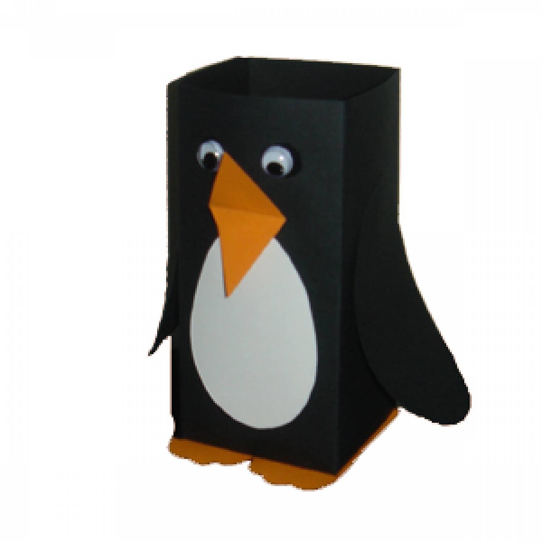 Pinguin om te trakteren