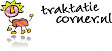 Traktatiecorner - gepersonaliseerde producten, cadeautjes, kleding en traktaties. Alles passen we graag naar wens aan.