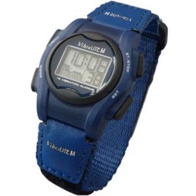 Vibra Lite Alarm-Uhr Mini Vibra Lite 12 blau