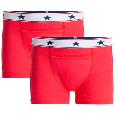 UnderWunder Boys boxer red (price per 2)