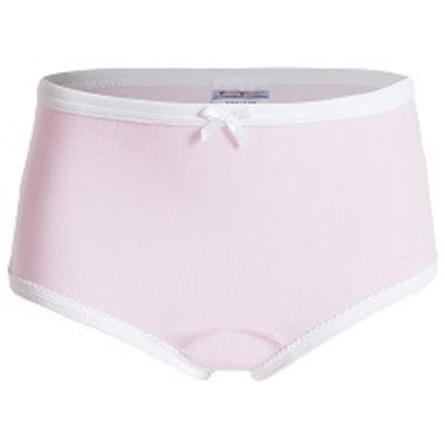 UnderWunder Girls classic brief pink (old model)