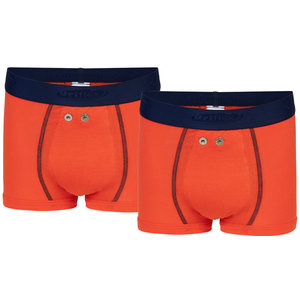 Urifoon Oranje Sensorbroeken voor Jongens (set van 2)