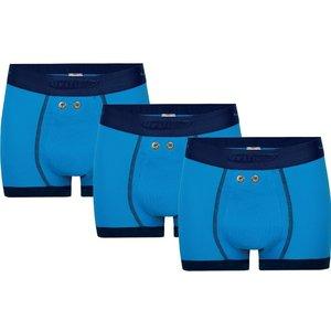 Urifoon Set van 3 blauwe sensorbroeken voor jongens
