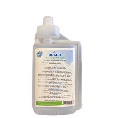 Uri-Go urinegeur verwijderaar concentraat 1L