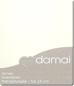 Damai Hoeslaken Double Jersey Cream