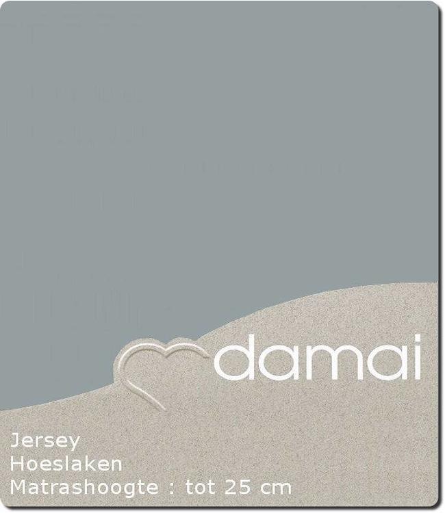 Damai Hoeslaken Double Jersey Grey