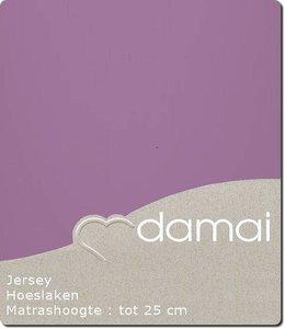 Damai Hoeslaken Double Jersey Purple